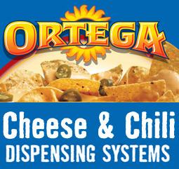 ortega cheese machine