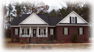 Trademark home builders hope mills gray 39 s creek for Custom home builders fayetteville nc